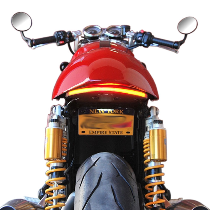 Tucked Fender Eliminator Kit 16 17 Triumph Thruxton 1200 R