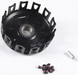 Precision Forged Clutch Basket w/ Kickstart Gear - For 93-16 Yamaha