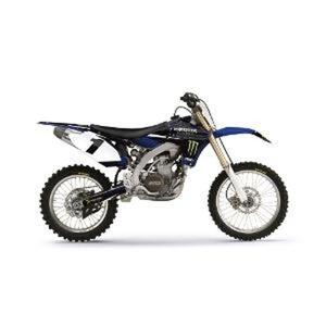 Monster Energy Graphic Kit - For 02-12 Yamaha YZ85