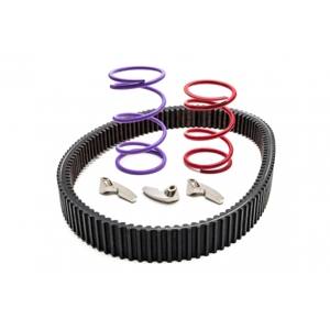 Clutch Kit - Stock Tires 0-3000' Elevation - For 18-19 RZR Turbo S
