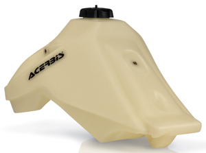 Large Capacity Fuel Tank 3.1 gal Natural - 13-17 CRF250L