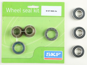 Wheel Seal & Bearing Kit Rear - For 07+ Honda CRF150R