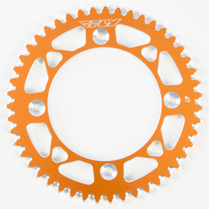 Aluminum Rear Sprocket 47T Orange - For 04-20 KTM Husqvarna