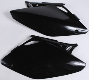 Side Panels Black - For 02-04 Honda CRF450R