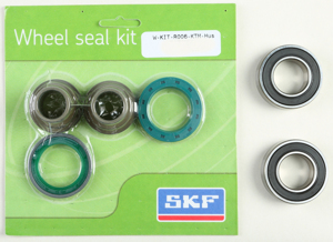 "Wheel Seal & Bearing Kit Rear - For Most 2000+ Husaberg Husqvarna KTM ""Big Bikes"""