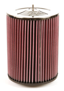 "Pre-Filter Air Filter - 2-1/4""FLG 7""DIA 9""L CLOSED TOP"