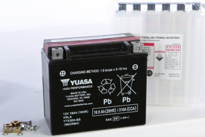 AGM Maintenance Free Battery YTX20H-BS