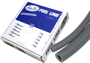 "Tygon Grey Fuel Line 1/4"" (6mm) x 25' (7.6m)"
