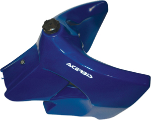 Large Capacity Fuel Tank 6.6 gal (Blue) - 04-06 WR250F/450F