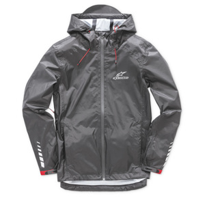 Resist Rain Riding Jacket Charcoal 2X-Large
