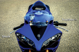 Clip-On Handlebars - For 98-03 Yamaha YZF-R1 08-14 YZF-R6