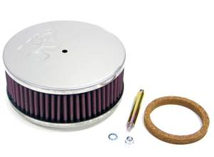 "Custom Racing Air Filter Assembly - SDR 6 DIA 2-1/4"" H; For Toyota"
