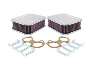 Custom Racing Air Filter Assembly - CHALLENGER UNITS 3