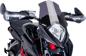 Dark Smoke Naked New Generation Windscreen - For 13-15 MV Agusta Rivale 800