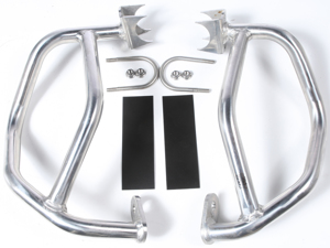 Chrome Engine Guards - For 13-14 Honda CB1100