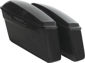 ABS Standard Saddlebags w/Lids - 14-19 HD Touring