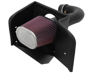 Aircharger Performance Intake System - For Dodge RAM, V8-4.7L; 08-12