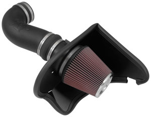 Aircharger Performance Intake System - For Chevrolet Camaro SS V8-6.2L F/I, 16-18