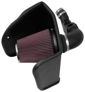 Aircharger Performance Intake System - For Chevrolet Colorado L4-2.8L DSL; 16-18
