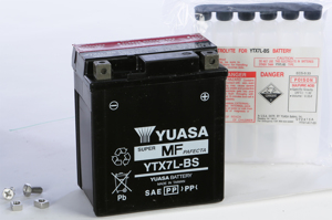 AGM Maintenance Free Battery YTX7L-BS
