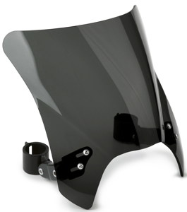 Mohawk Windshield Dark Tint w/Black Hardware