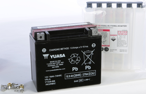 AGM Maintenance Free Battery YTX20-BS