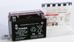 AGM Maintenance Free Battery YTX9-BS