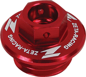 Red Billet Oil Filler Plug - M20 x 1.5