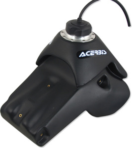 Large Capacity Fuel Tank 3.3 gal (Black) - 08-09 KLX450R