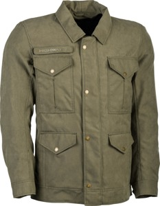 Winchester Riding Jacket Green X-Large