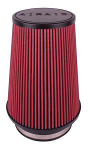 "Universal Air Filter - Cone 5"" FLG 7-1/4""B x 5""T 9""H - Synthamax"
