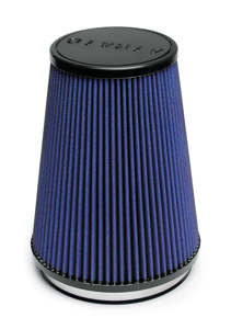 "Universal Air Filter - Cone 6"" FLG 7-1/4""B x 5""T 9""H - Synthamax"