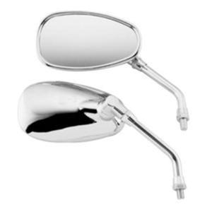 Chrome Replacement Mirror - Right