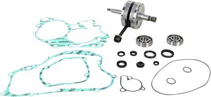 Complete Bottom End Rebuild Kit - For 01-03 Suzuki RM125