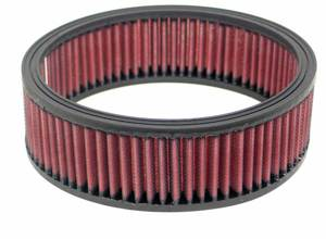 Custom Air Filter - 63-MM LARGE OVAL BOLT-ON UNIT ELEMENT