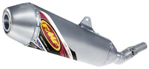 Factory 4.1 Titanium Slip On Exhaust - Husqvarna TC250 TXC250