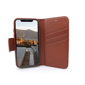 Corium Folio Case Brown for Apple iPhone X