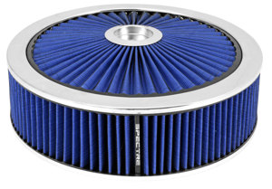 Extraflow HPR Air Cleaner 14 In. x 4 In. - Blue