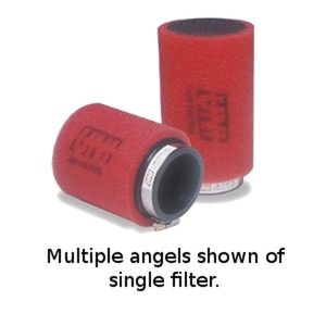 "Uni Filter Dual Layer Pod Style Air Filter ID = 3 1/2"" OD = 5"" Length = 6"""