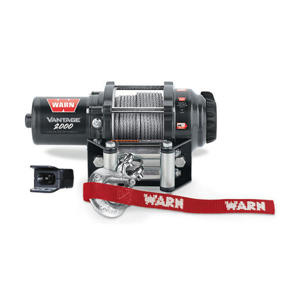 Warn Vantage 2000 Steel Rope Winch