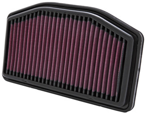 Replacement Air Filter - For Yamaha YZF R1; 09-12