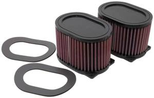 Replacement Air Filter - For Yamaha XVZ1300 Royal Star Venture 99-10 (2 PER BOX)