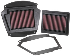 Replacement Air Filter - For Yamaha XV1700 Road Star Warrior/MID 02-09