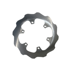 Solid Race Rear Rotor - For 02-17 Honda CRF 250/450