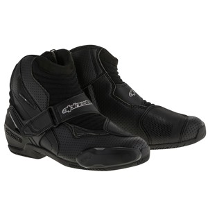 SMX-1R Vented Road Boot - Black 49