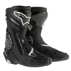 SMX Plus Vented Road Race Boot - Black 47