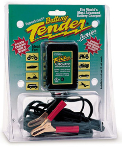 Junior Battery Charger 0.75 Amps - 12 Volt High Efficiency