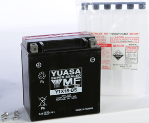 AGM Maintenance Free Battery YTX16-BS