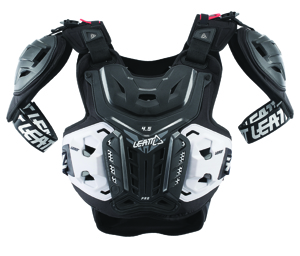 Chest Protector 4.5 Pro XXL Black