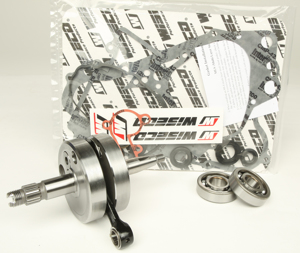 Complete Bottom End Rebuild Kit - For 02-19 Suzuki RM85 03-12 RM85L